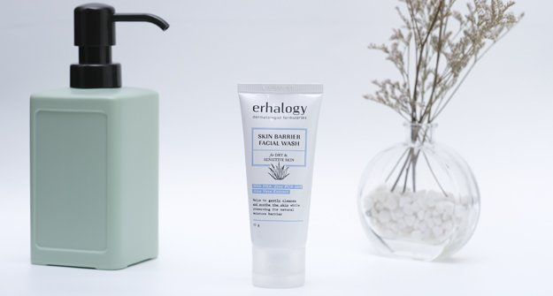 Erhalogy Skin Barrier Facial Wash