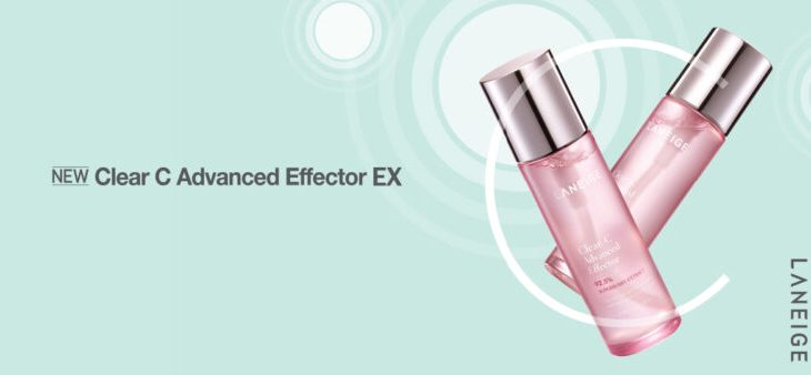 Review Laneige Clear C Advanced Effector EX