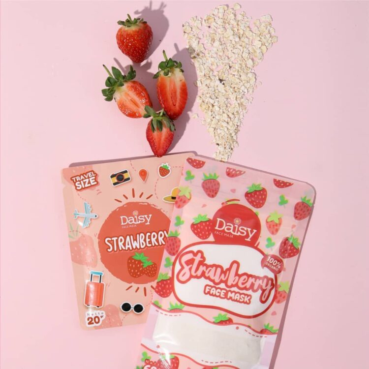 daisy organic strawberry