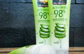 review herborist aloe vera gel