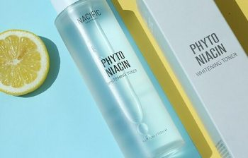 review nacific phyto niacin whitening toner