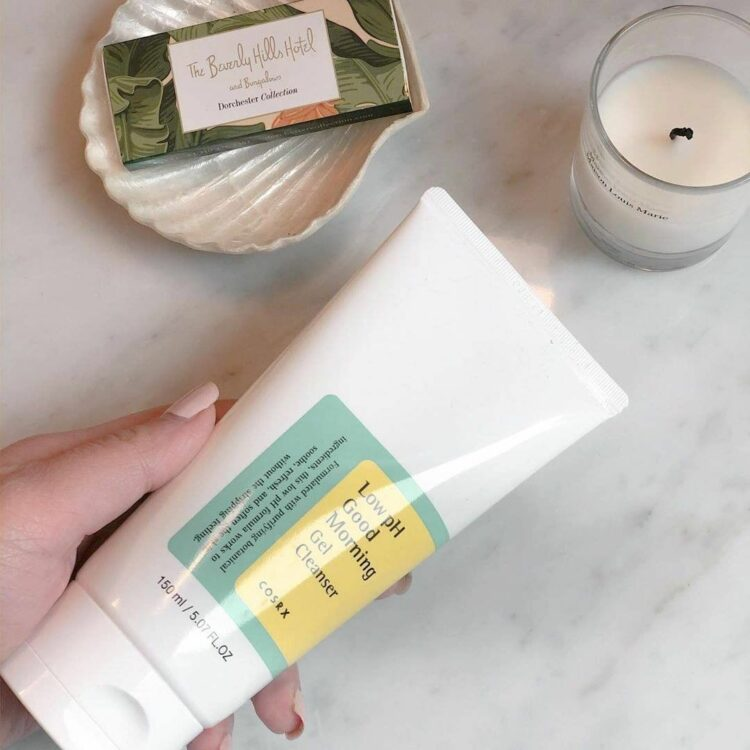 review cosrx low ph good morning gel cleanser