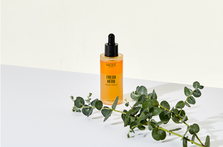 review nacific fresh herb origin serum