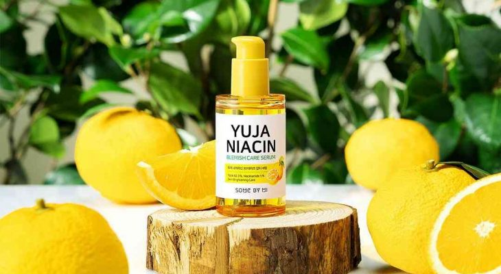 review some by mi yuja niacin blemish care serum