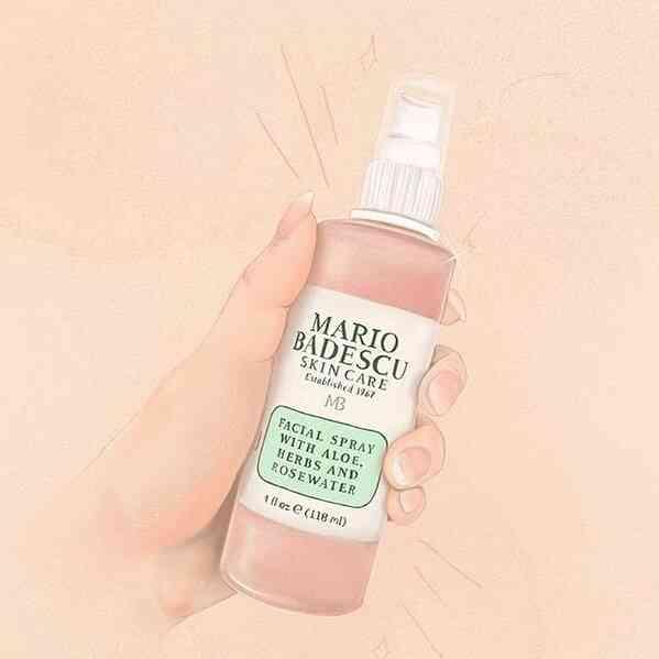 review mario badescu facial spray