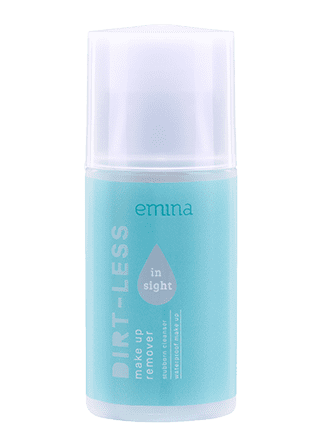 emina dirt less in sight make up remover