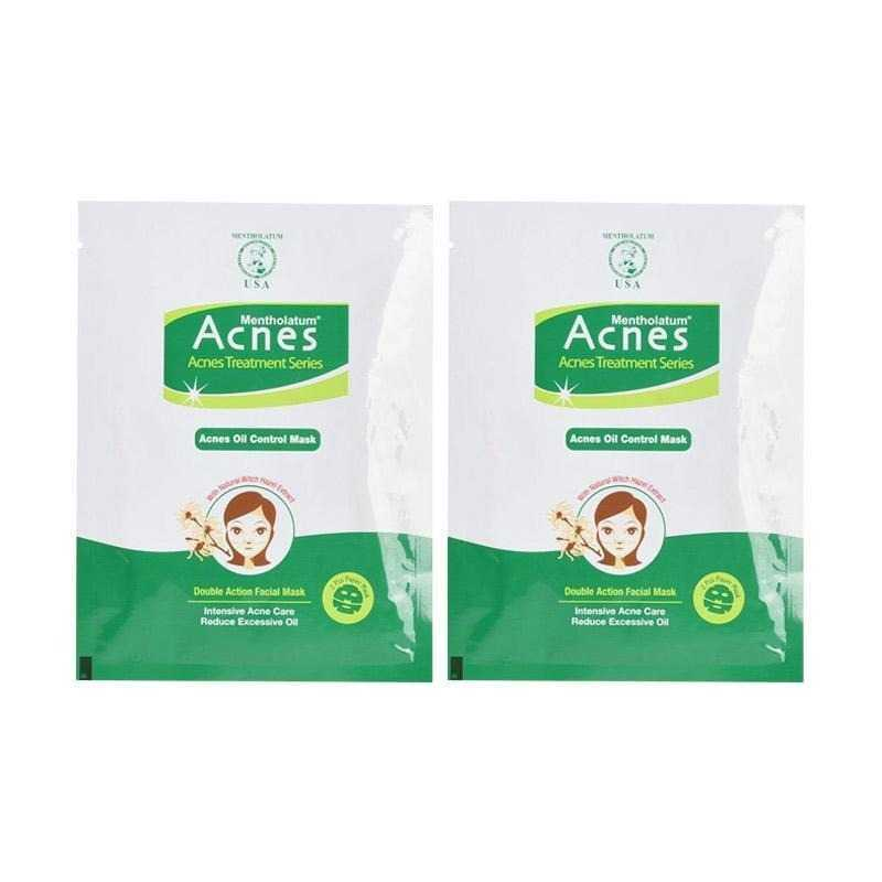 Acnes Oil Control Sheet Mask